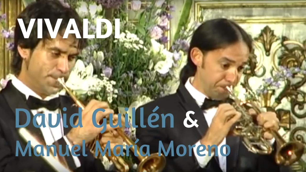David Guillén e Manuel Maria Moreno